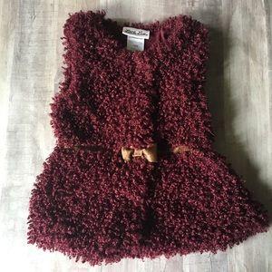 Little Lass Sweater Vest
